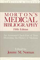 Morton's Medical Bibliography