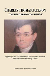"Charles Thomas Jackson: ""The Head Behind The Hands."""